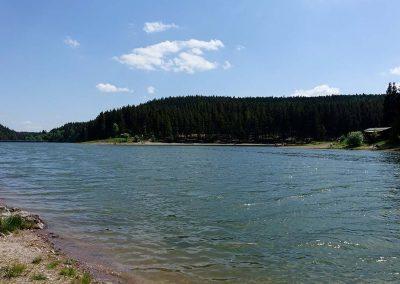 Ferienregion Oberhof, Lütschetalsperre
