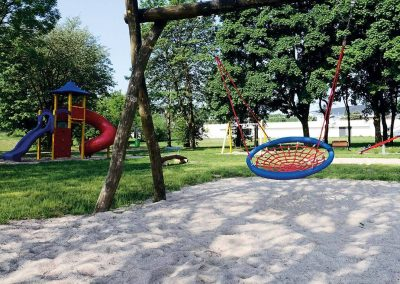 Oberhof Kurpark, Spielplatz