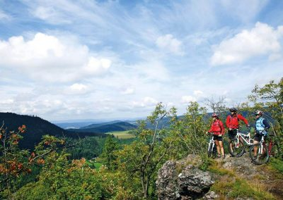 Urlaub Ferienregion Oberhof, Mountainbike | Bild von Oberhof Information